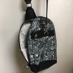Sakroots crossbody/backpack purse